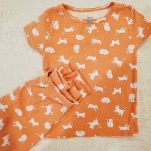 4for$20!! Carter's 2pc girls pajamas
